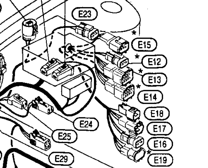 S13 Fuse Box Diagram